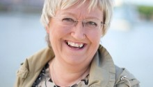 Elisabeth Aspaker, Norwegian Minister of Fisheries