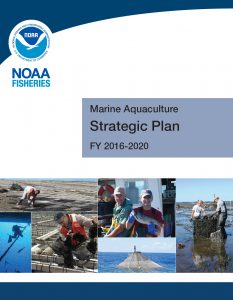 2016-0531 NOAA Fisheries 2016-2020 aquaculture strategic plan